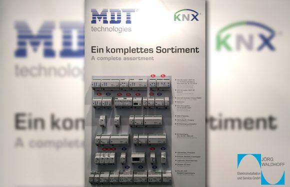 MDT® – Gebäudesystemtechnik KNX