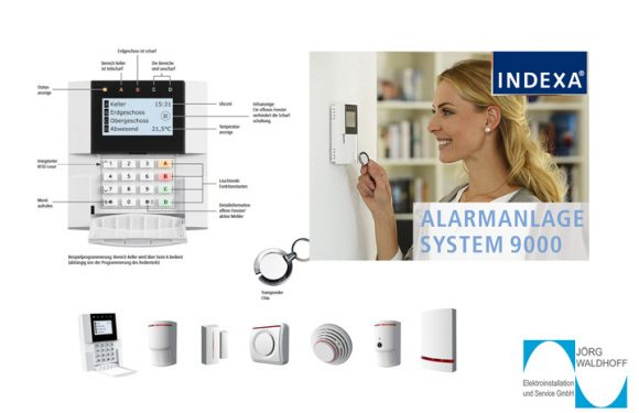 Indexa System 9000